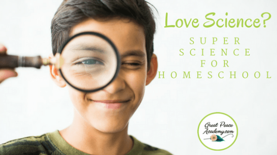 Love Science? Super Science Items to Consider for your Homeschool | GreatPeaceAcademy.com #ihsnet