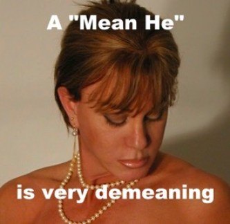 Transsexual Mean He
