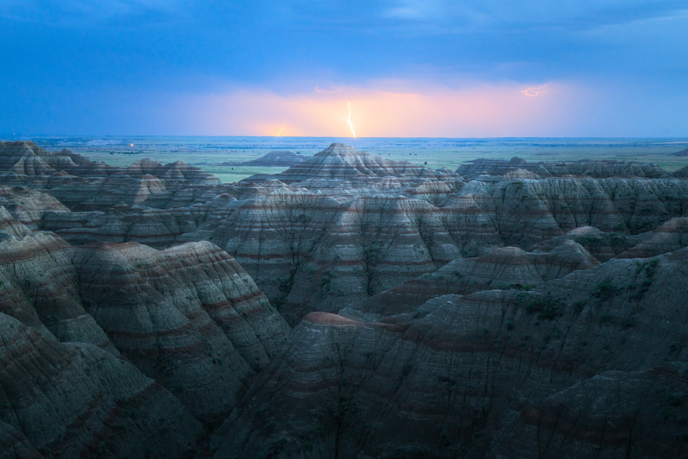 America's National Parks - Ranked Best to Worst - Badlands National Park