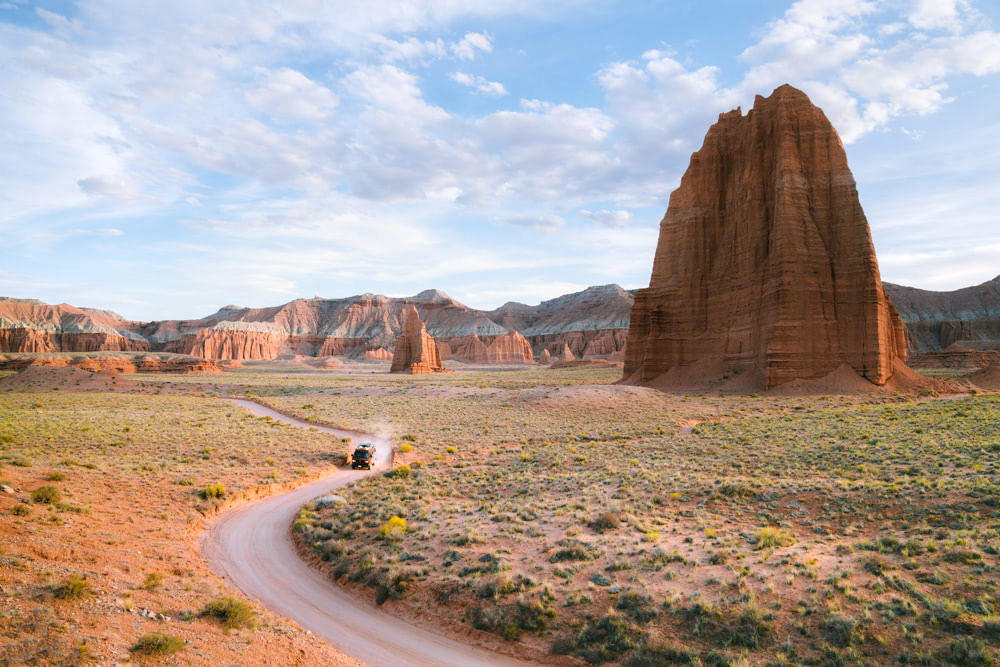 America's National Parks - Ranked Best to Worst - Capitol Reef National Park