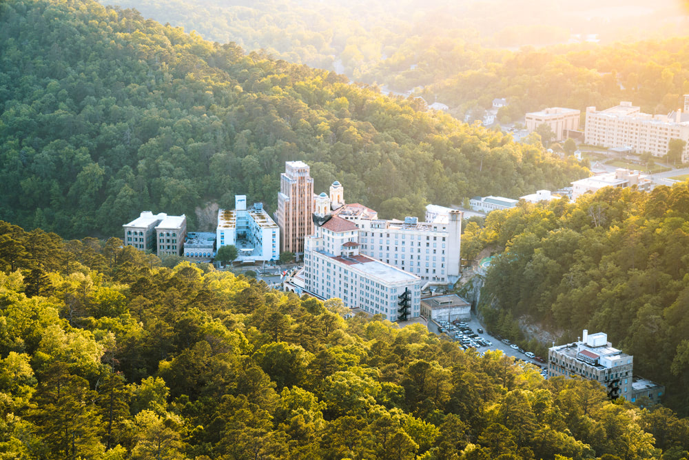 America's National Parks - Ranked Best to Worst - Hot Springs National Park