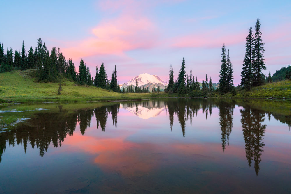 America's National Parks - Ranked Best to Worst - Mount Rainier National Park