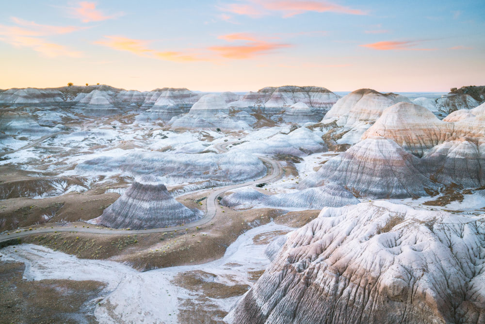 America's National Parks - Ranked Best to Worst - Petrified Forest National Park