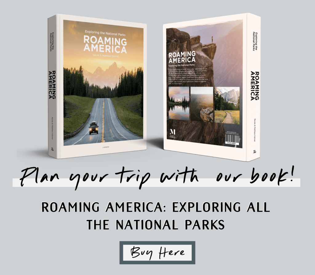 Plan your trip with our national park book - Roaming America