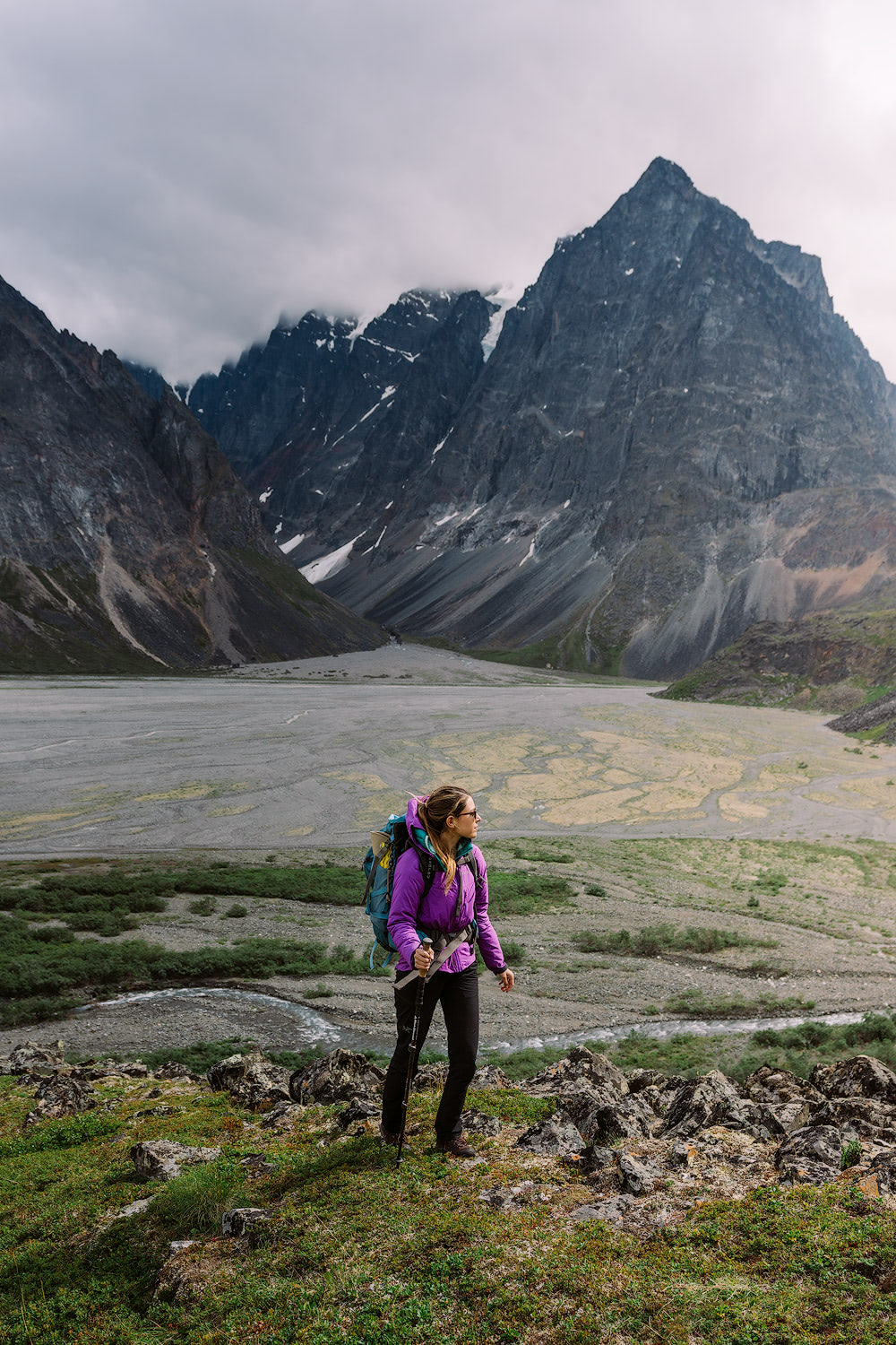 5 Epic Alaska Hiking and Backpacking Adventures Lake Clark National Park Renee Roaming