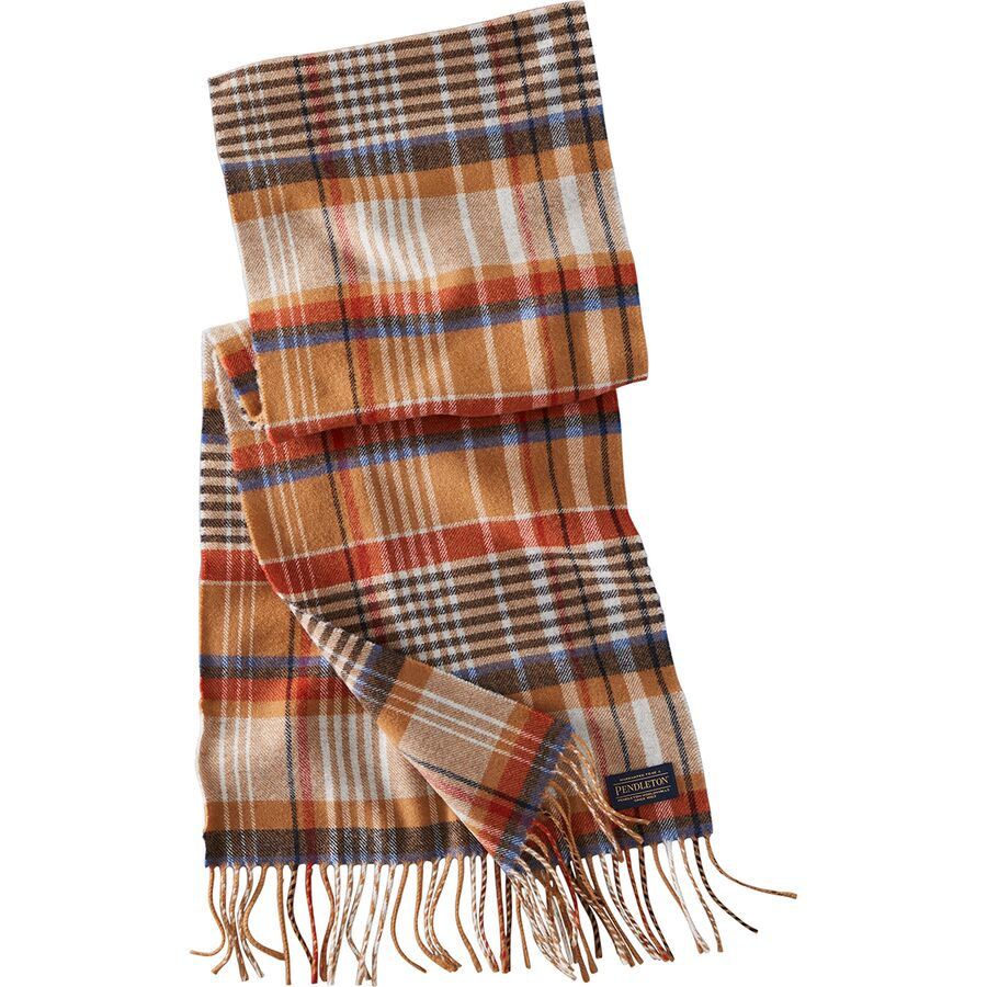 Northeast Fall Road Trip - What to Pack - Pendelton Scarf