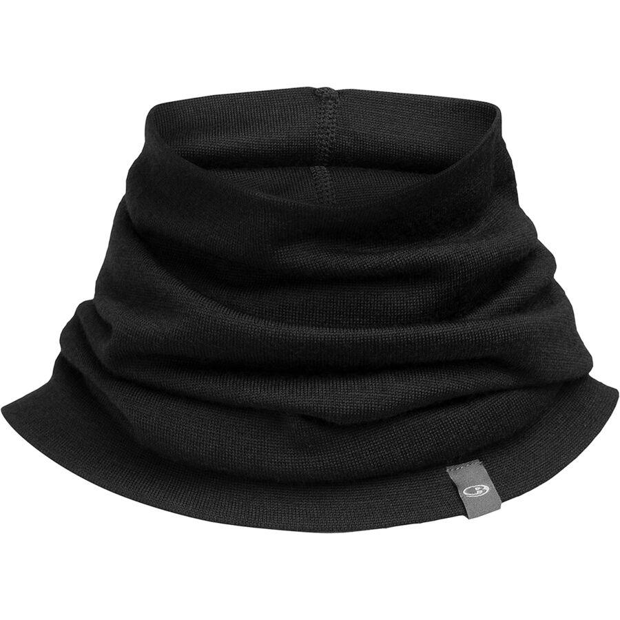 Hats to wear on a winter Arctic Trip - Icebreaker Apex Chute Neck Gaiter