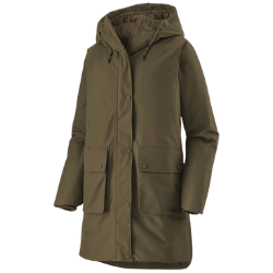 Outerwear for a winter trip to the Arctic - Patagonia Insulated Parka