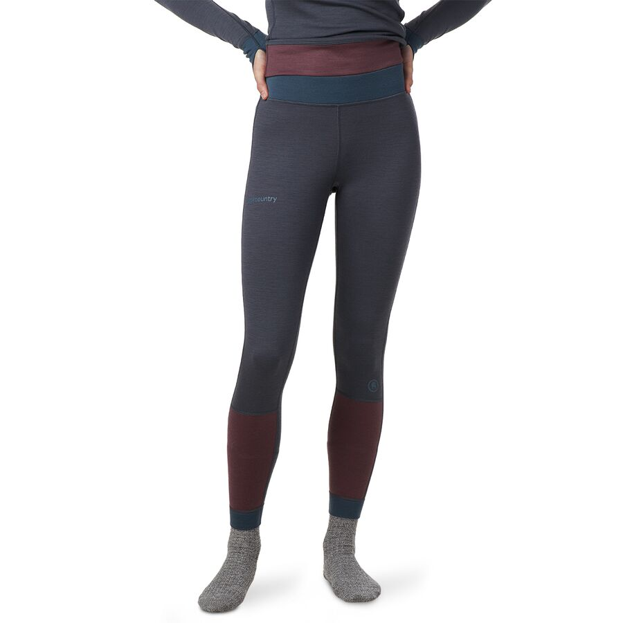 Pants to wear on a winter Arctic Trip - Backcountry Spruces Merino Baselayer Bottom