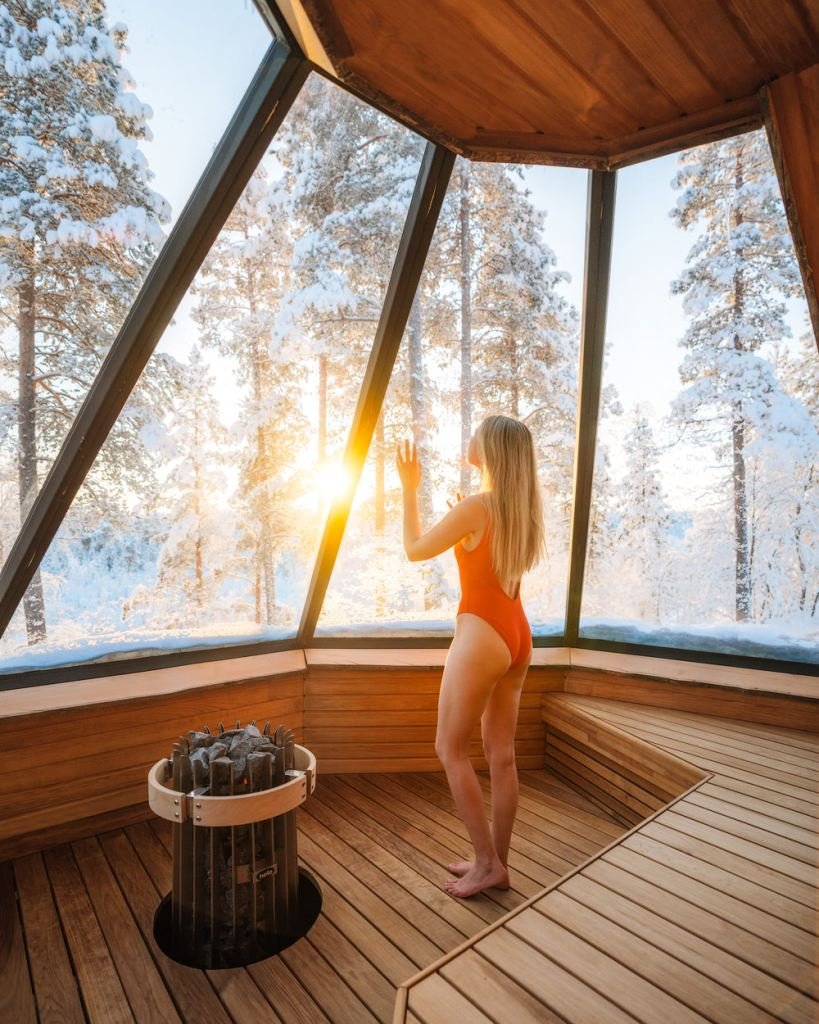 What to Pack for a Trip to the Arctic - Sauna