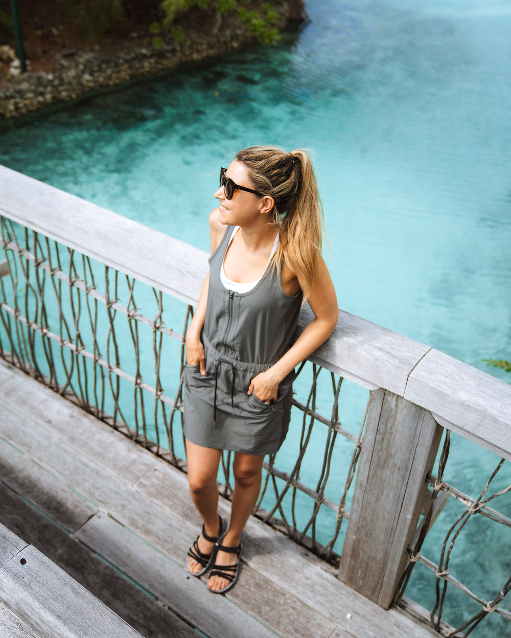 Summer Activewear and Hiking Styles from Athleta Renee Roaming 5