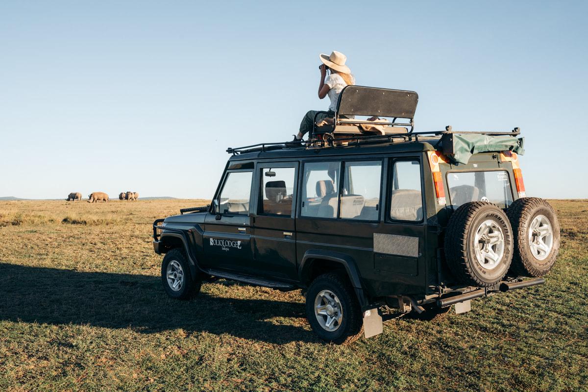 Experiencing an Incredible Luxury Safari at Solio Lodge Kenya Safari Seat