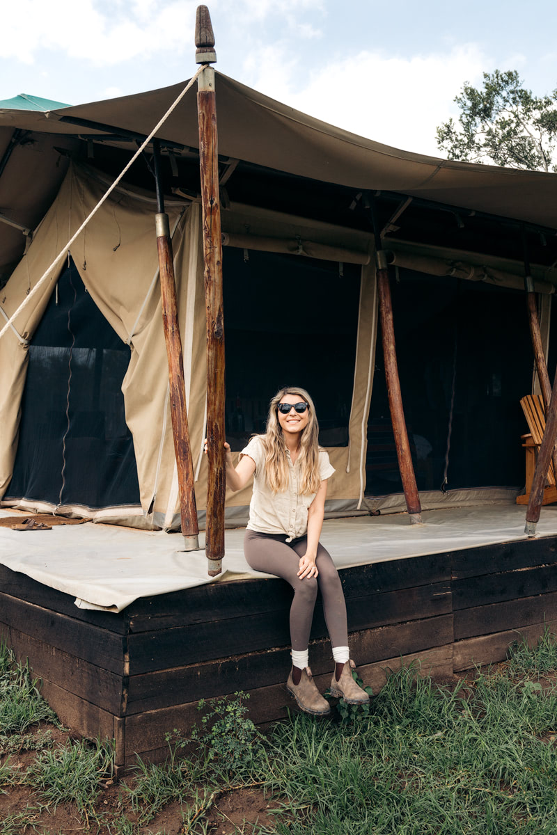 Ultimate Safari Adventure at Ol Pejeta Conservancy Kenya Asilia Africa Ol Pejeta Bush Camp