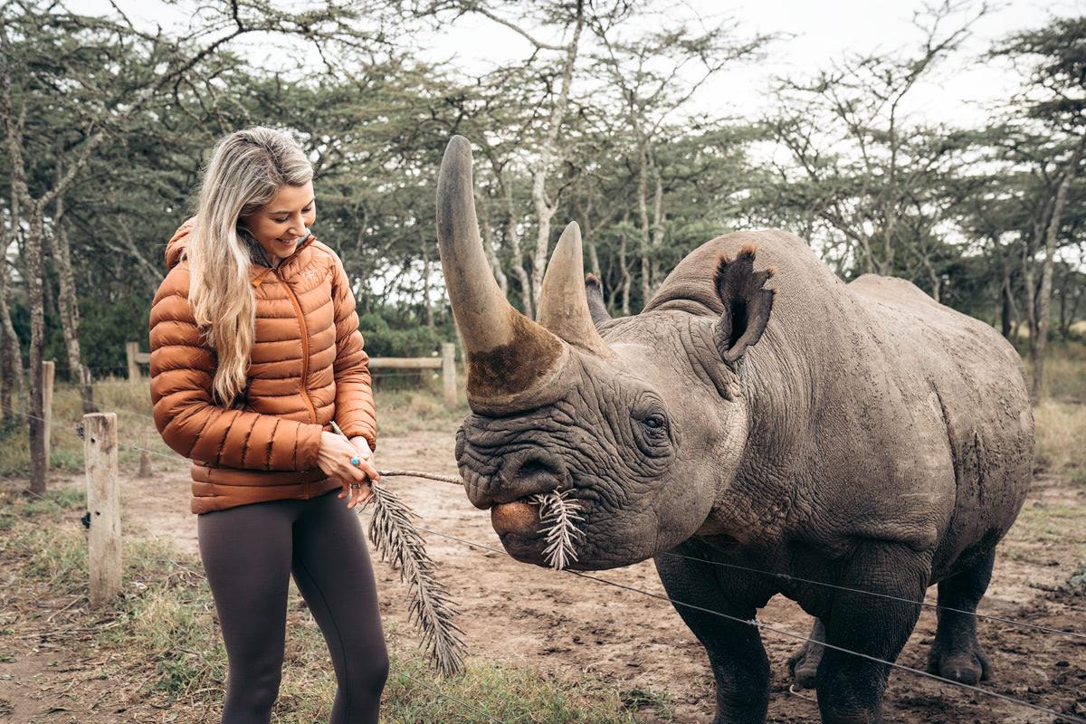 Ultimate Safari Adventure at Ol Pejeta Conservancy Kenya Baraka