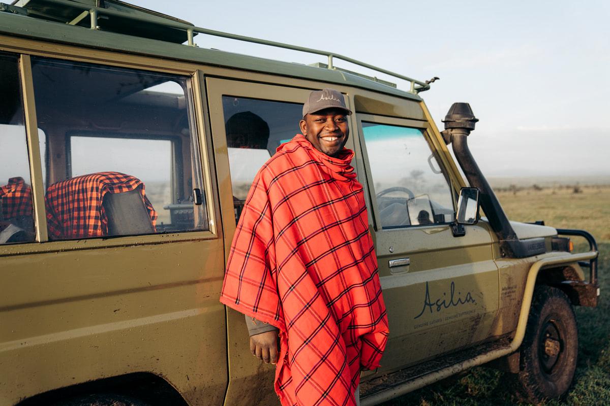 Ultimate Safari Adventure at Ol Pejeta Conservancy Kenya Safari