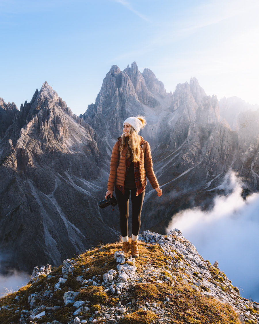 Plan the Ultimate Fall Road Trip to the Dolomites of Italy - Backcountry