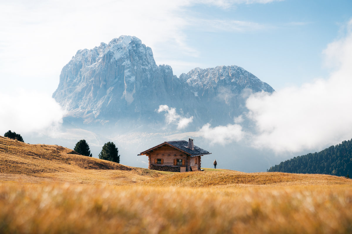 Plan the Ultimate Fall Road Trip to the Dolomites of Italy - Cabin