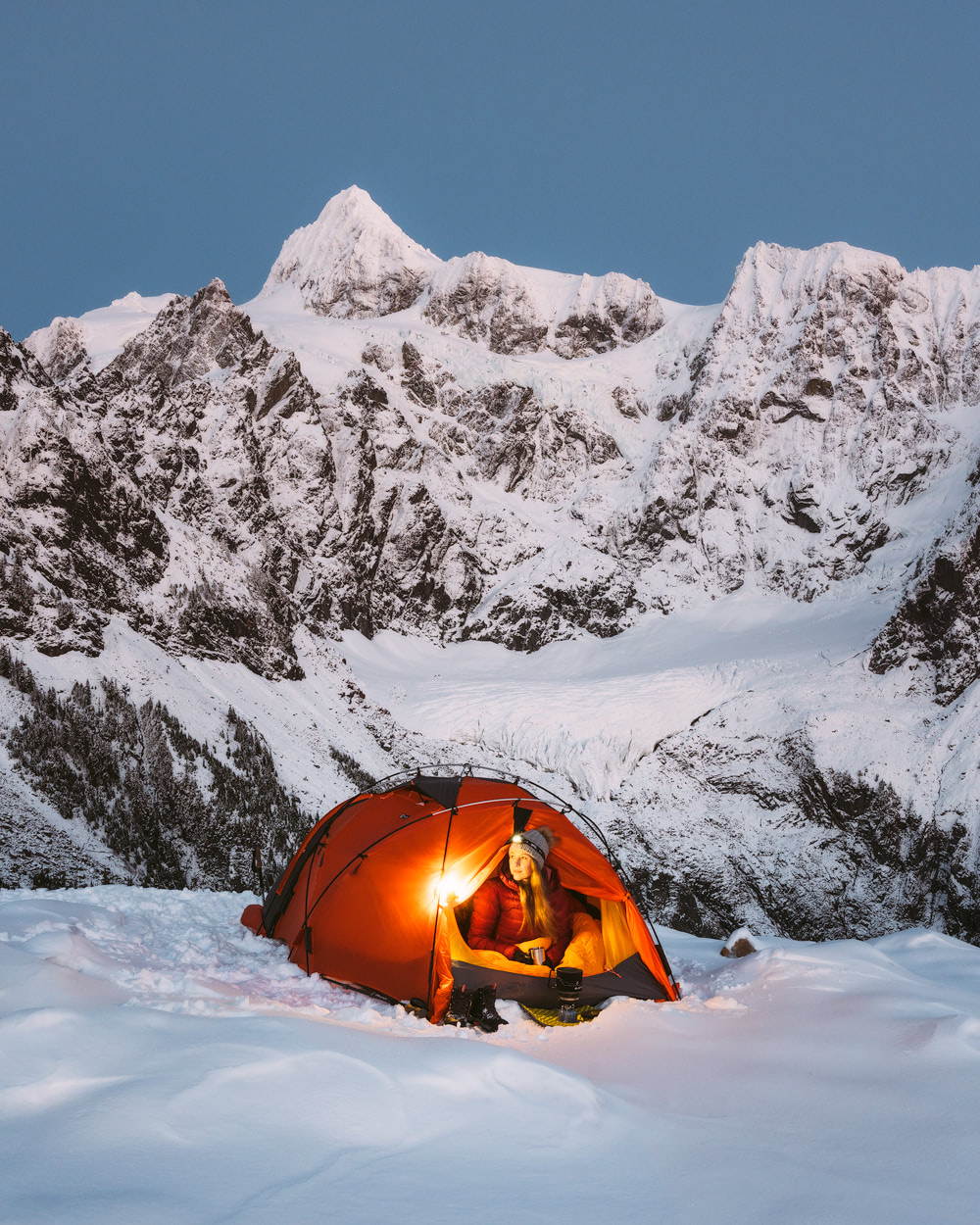 Meaningful Experiences and Eco-Friendly Gift Guide for Outdoor Lovers - Winter Camping