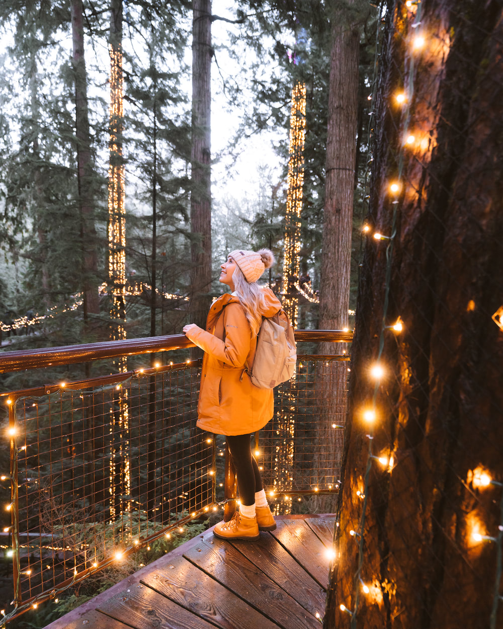Meaningful Experiences and Eco-Friendly Gift Guide for Outdoor Lovers - Holiday Light Festival