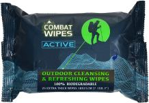 Eco Friendly Outdoor Hygiene - Biodegradable Wipes