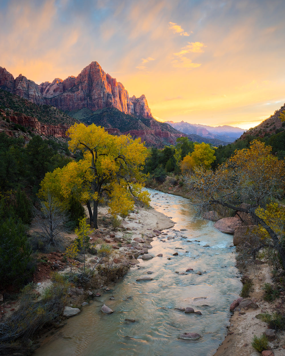 The Ultimate Guide to Exploring Zion National Park - The Watchman Photography