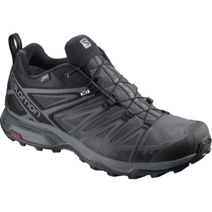 Best Low Ankle Hiking Shoes for Men 2020 - Salomon GTX - Renee Roaming
