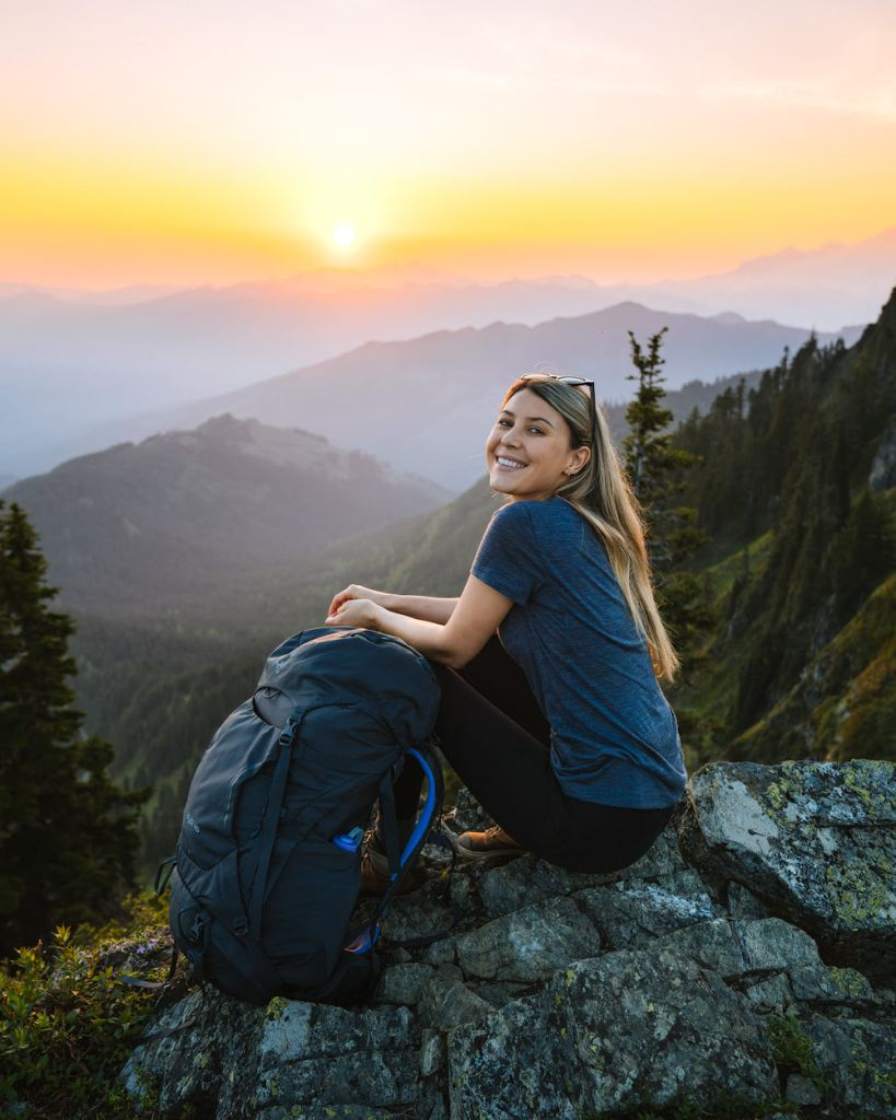 First Time Solo Backpacking as a Woman - Backpacking Tips for Women - Hiking Alone - Renee Roaming 9