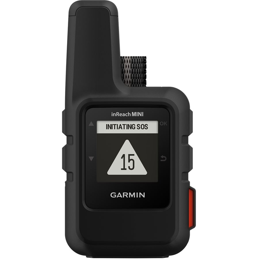 Solo Backpacking Safety for Women - Garmin InReach Mini