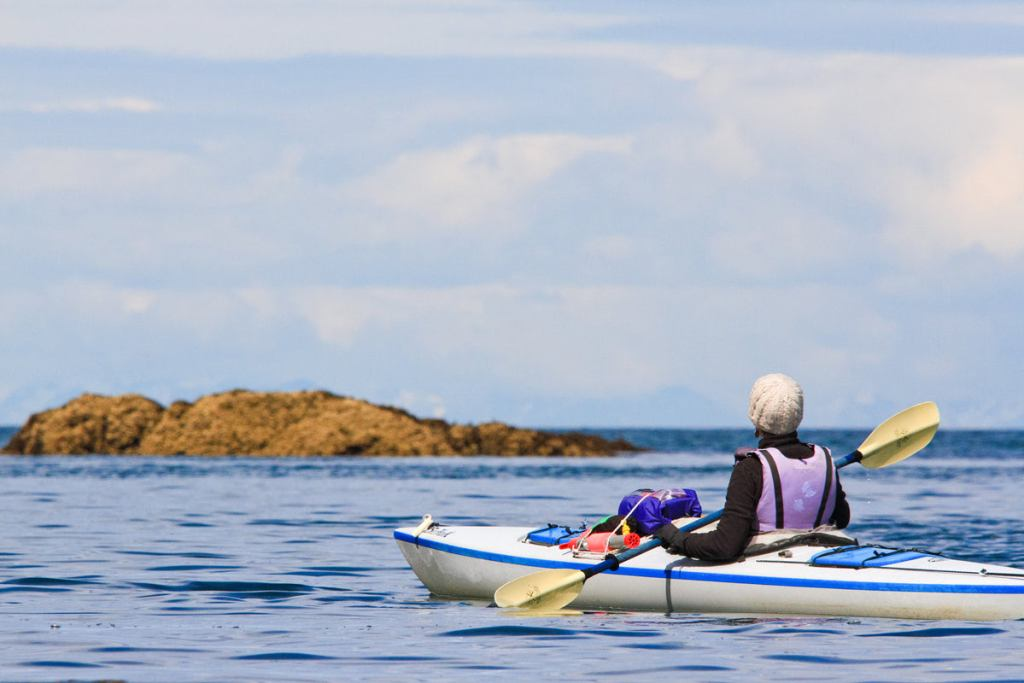 The Ultimate Guide to Exploring Kenai Fjords National Park - Kenai Fjords Kayaking Tour