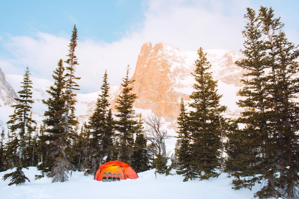 12 Best National Parks to Visit in Winter - Rocky Mountain National Park Winter Camping