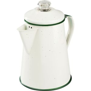 Best Gifts for Cabin Goers - GSI Outdoors Deluxe 8-Cup Percolator