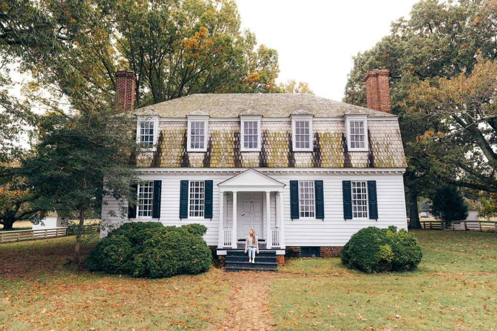 Williamsburg Virginia Guide and Itinerary - Yorktown Battlefield in Colonial National Historical Park