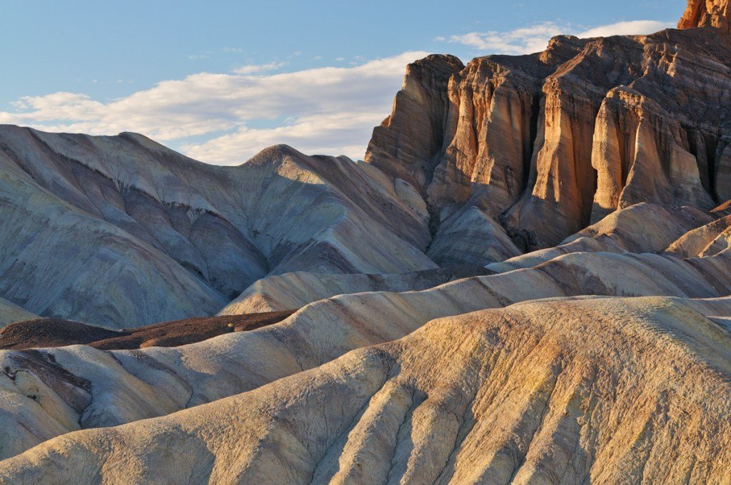 Ultimate Guide to Death Valley National Park - Visiting Golden Canyon and Gower Gulch