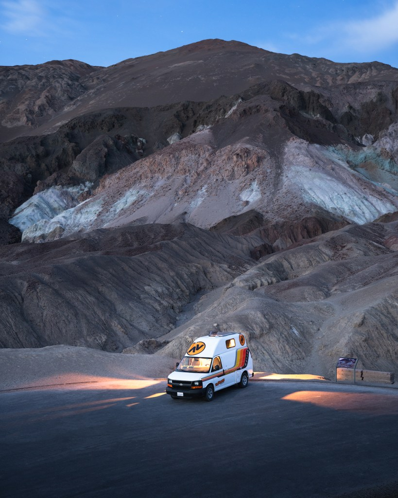 Where To Stay in Death Valley National Park