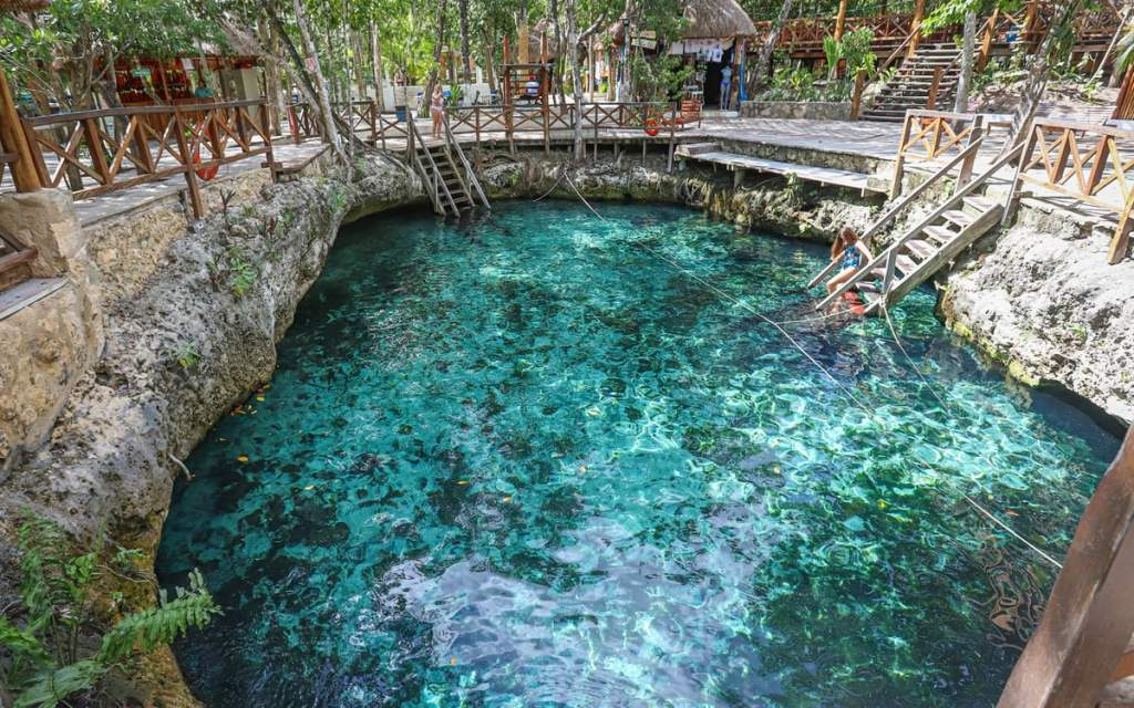 8 Best Cenotes Near Tulum Mexico - Cenote Zacil Ha