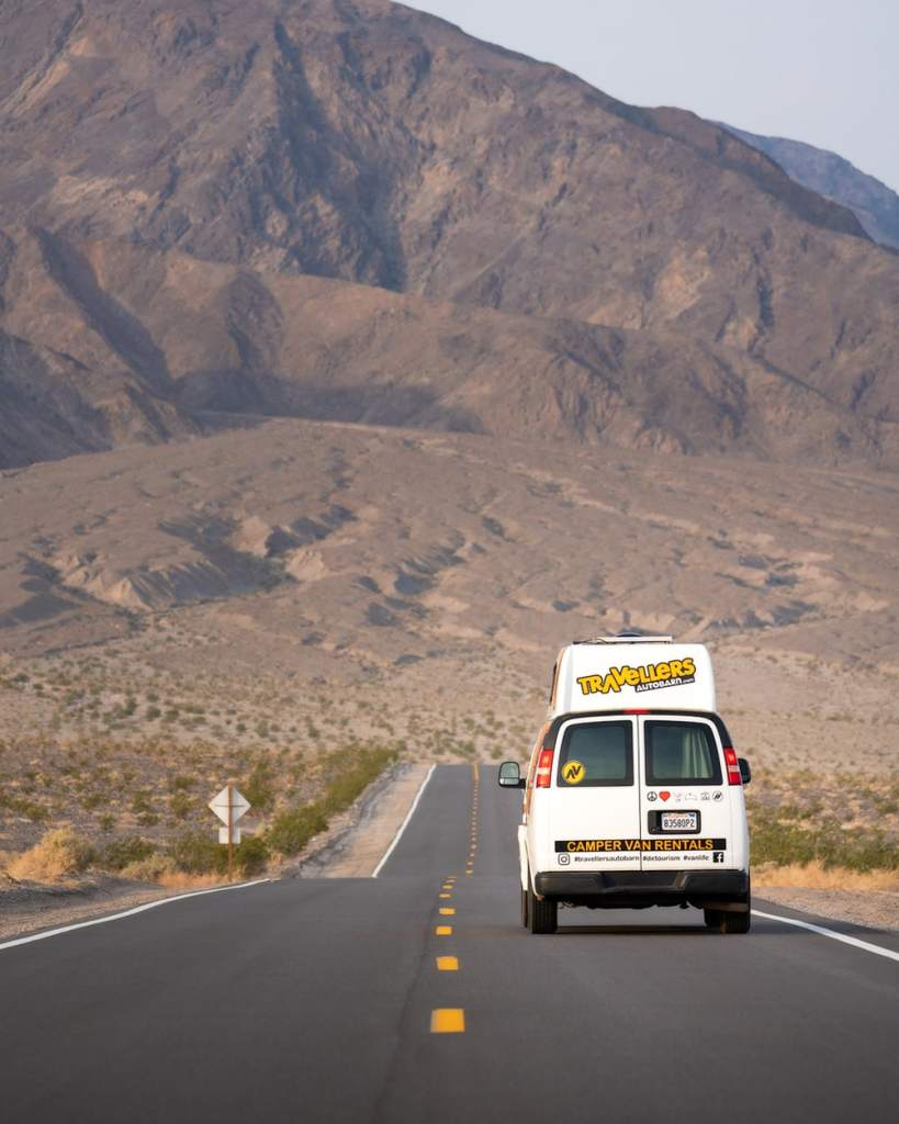 Best National Parks to Visit in Spring - Death Valley National Park - Getting To Death Valley