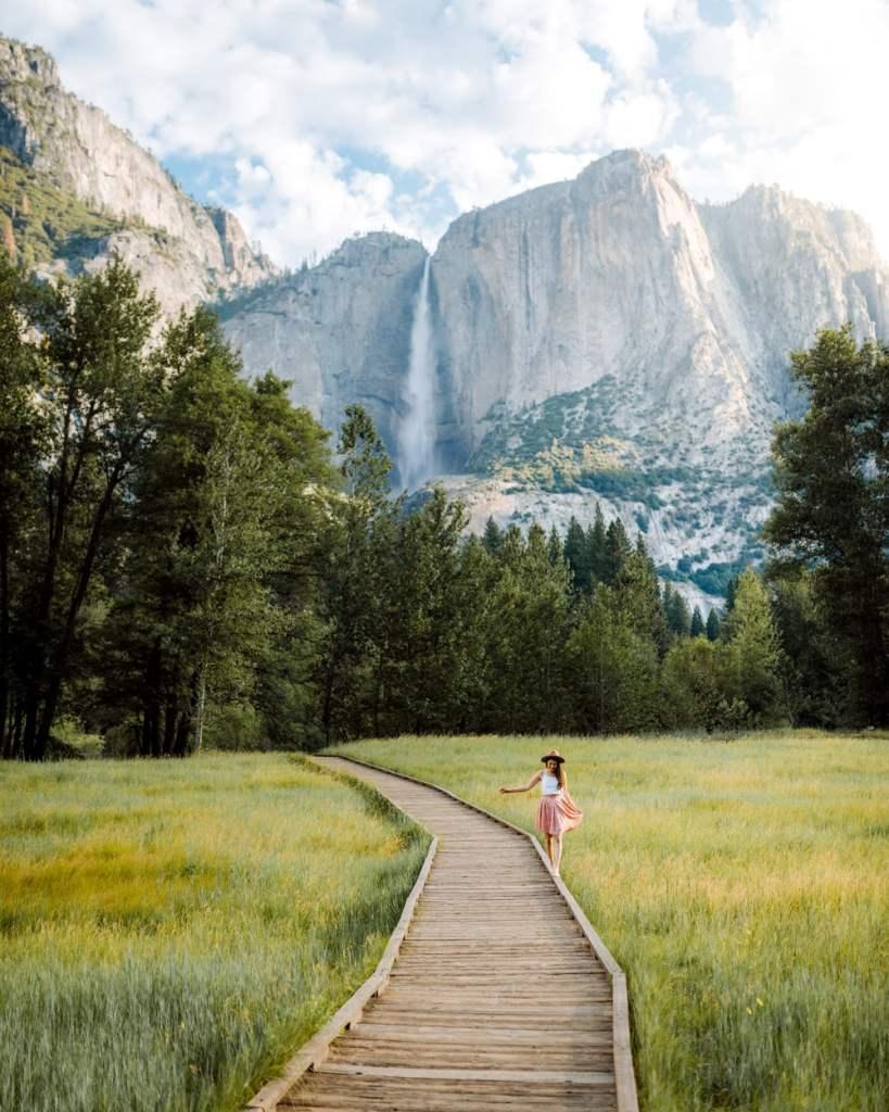 Best National Parks to Visit in Spring - Yosemite National Park Spring Guide