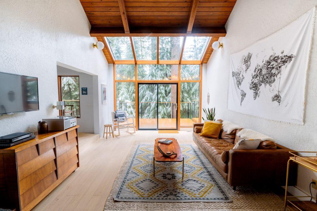 Oregon Cabins You Can Rent - Woodlands House Oregon