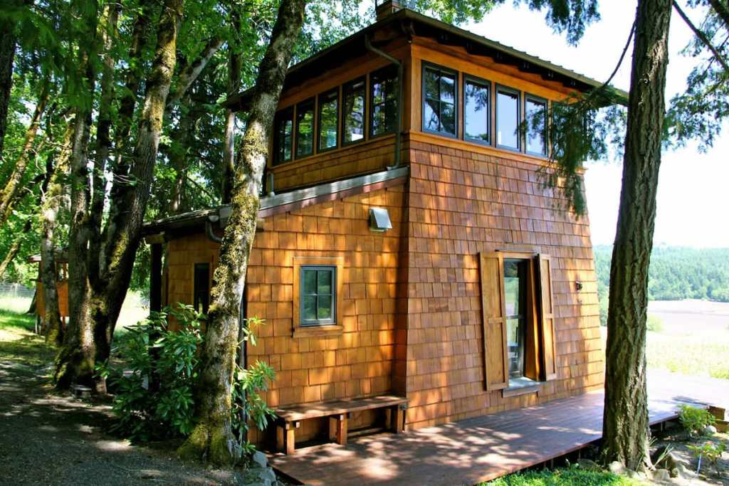 Oregon Cabins in Wine Country