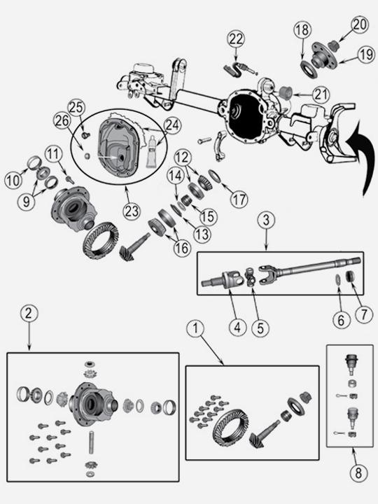 2014 Wrangler Fuse Diagram