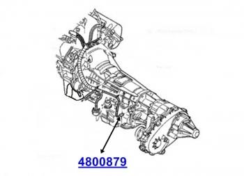 Schalter für Automatikgetriebe für Jeep Grand Cherokee ZJ / ZG