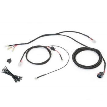 Jeep Wrangler JK Defroster & Rear Wiper Wiring Harness for