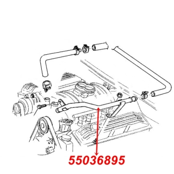Jeep Grand Cherokee ZJ ZG rear Suspension Stabilizer Bar
