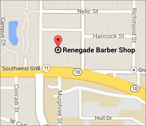 Good Haircut Places Near Me Renegade Barber Shop