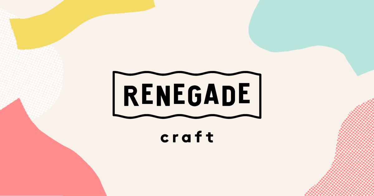 Renegade Craft Building Creative Community Since 2003
