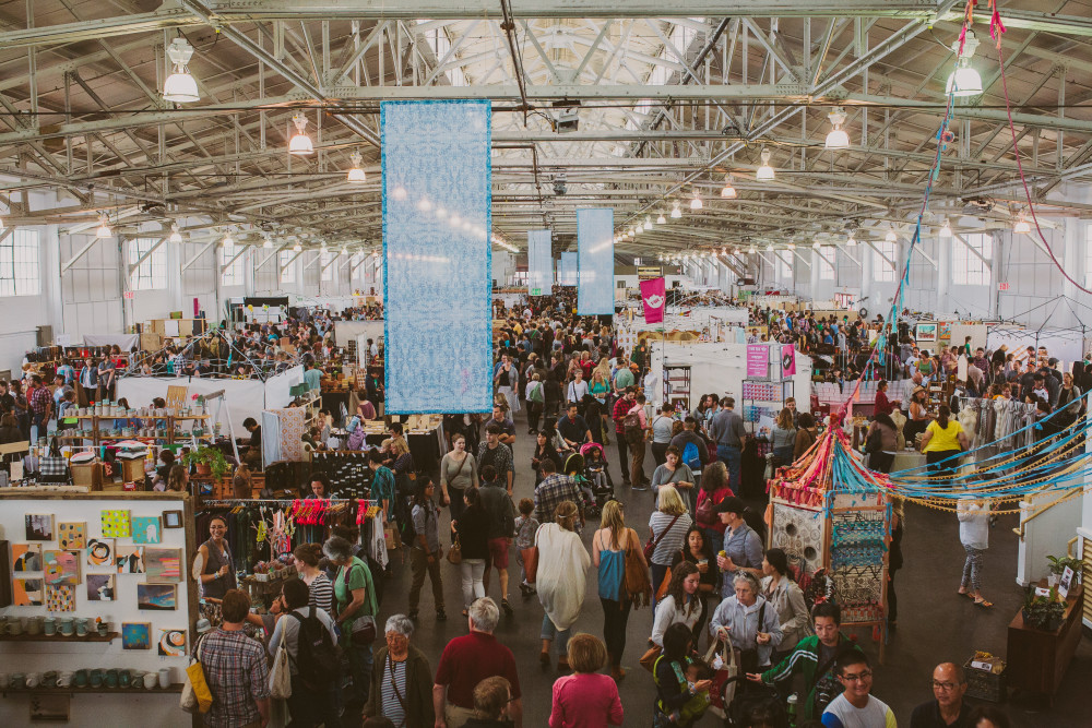 2015 San Francisco Renegade Craft Fair