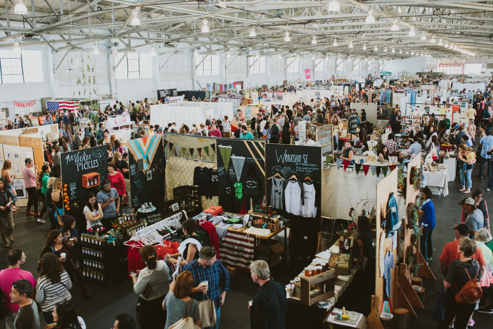 2015 Renegade Craft Fair - Holiday Edition San Francisco