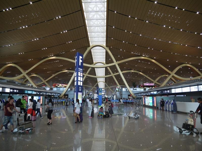 Kunming Changshui International Airport China  Renegade
