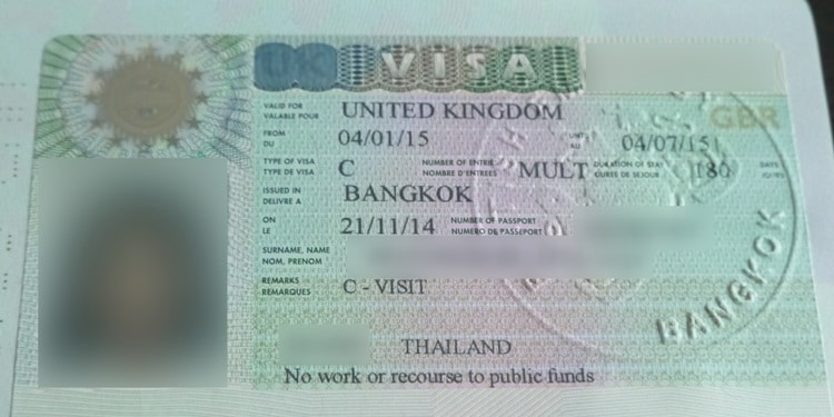 How To Get A UK Visitor Visa  Renegade Travels