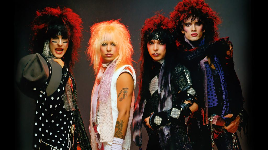 Mötley Crüe: Pretty White guys dressing like red light district whores complete with make-up and spandex, only the very sexually devious Jew could have devised such trend for young rock fans to emulate. Needless to say Mötley Crüe's first manager was a certain (((Allan Coffman))) together with assistant Eric Greif. It seems the band have enjoyed the 'services' of other Jewish managers ever since. The band went through a bunch of lawsuits due to managerial mishandles (how surprising) according to the band's wikipedia entry. Sure these Jews are cute! - Just ask the Motleys.